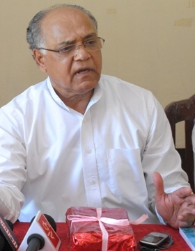 Justice Saldanha's Letter to Mangalore Police Commissioner