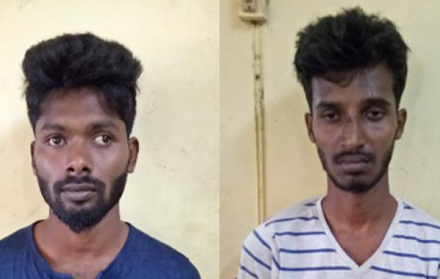 Police nab bike-lifting duo; recover stolen bikes