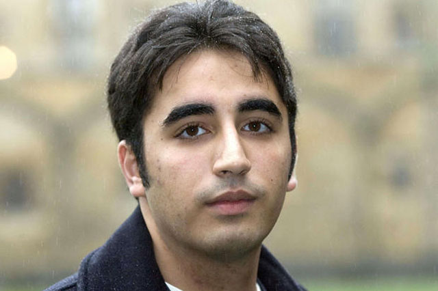 Bilawal Bhutto booed at London march