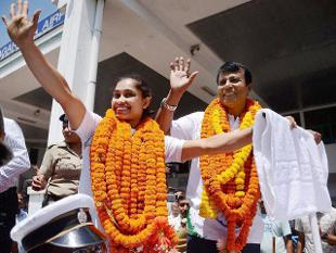 In a first, Sindhu, Sakshi, Jitu, Dipa to be conferred with Khel Ratna award