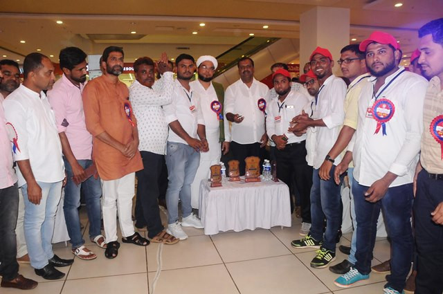 Blood-Helpline Karnataka celebrated its first anniversary at Forum Fiza mall, Mangaluru