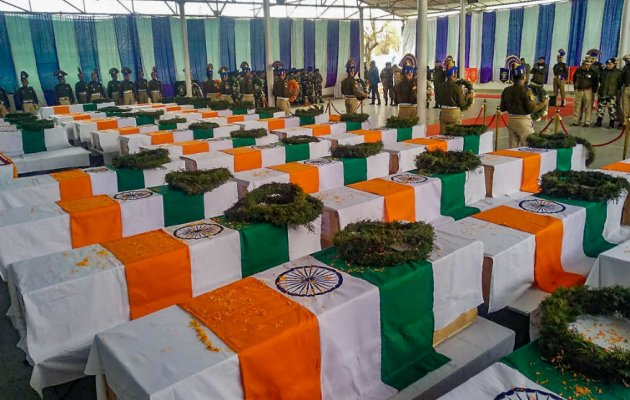 Aadhaar, ID Cards, Leave Applications Help Identify 40 Dead CRPF Personnel in Pulwama Attack