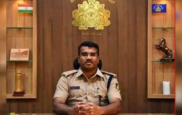 B'luru Rural SP transferred after scandalous video goes viral