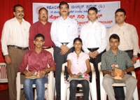 catholic Sabha Mangalore Pradesh held the installation of Late Mary and Josep Pinto, Niddodi Scholarship Endowment Fund