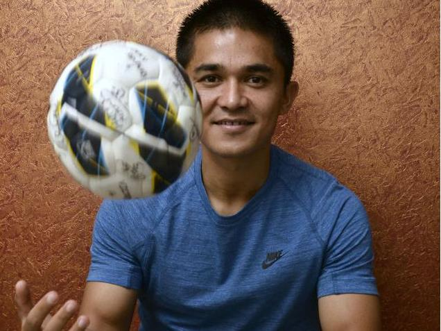 Sunil Chetri goes to Mumbai City FC for Rs 1.20 crores