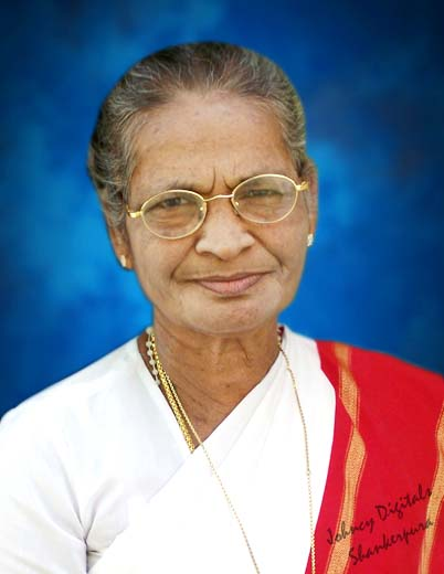OBITUARY: Cicilia Alva  (78)  Shankerpura (Retd Teacher)