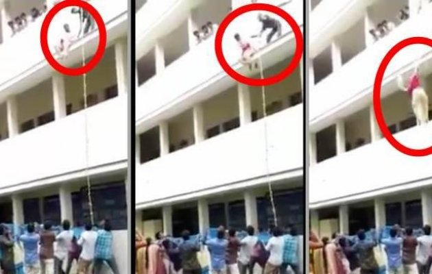 Coimbatore college student dies as disaster drill goes wrong, trainer arrested
