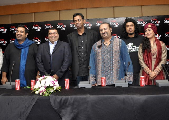 Coke Studio@MTV' is all set to mesmerize the audience from June 17th at 7pm only on MTV!