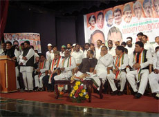 AP Congress minority leaders demand political quota, sub plan for community