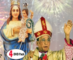Udupi Diocese erection DVD to be released on Sunday, November 25 by Bishop Most Rev. Dr. Jerald Isaac Lobo.