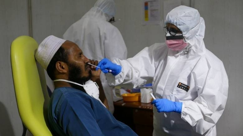 UAE fights coronavirus: No. 1 in mass testing with over 2 million tests