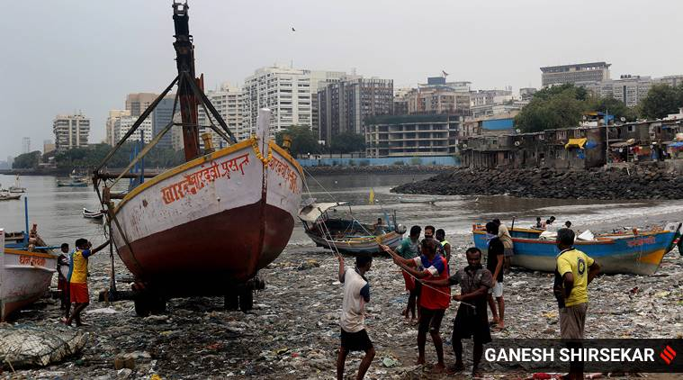 All hands on deck as Cyclone Nisarga likely to make landfall near Mumbai today