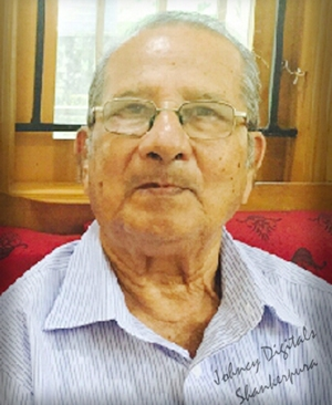 OBITUARY: Cyril Dias  (83)  Shankerpura
