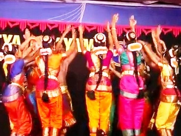 JCI week in Santhekatte dance by Natyam Nilam Manjeshwara