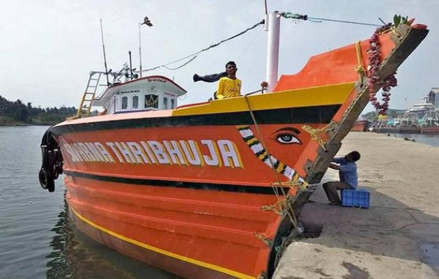 Missing deep sea trawler: Search continues