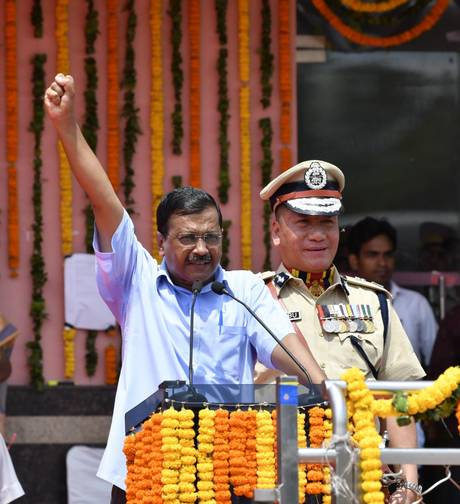 Free rides for women in DTC, cluster buses from October 29: Kejriwal