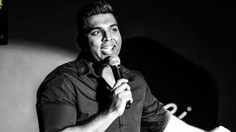 Indian comedian dies while performing in Dubai