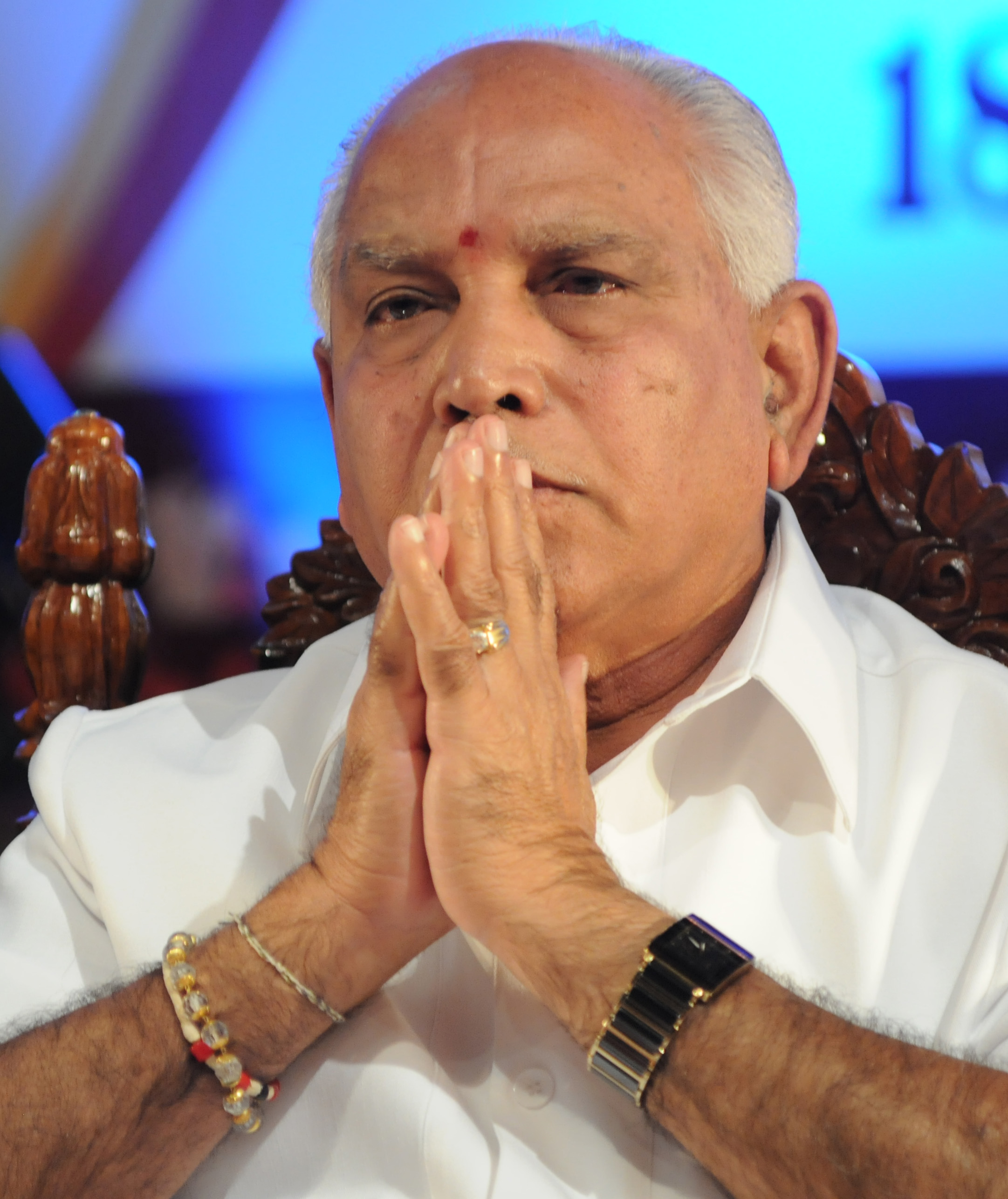 Karnataka CM BS Yediyurappa tests positive for Covid-19