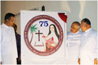 Grand Inauguration of Platinum Jubilee of Kemmannu Church Held