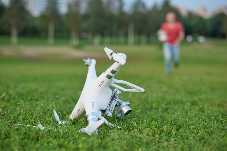 2 devotees injured as drone crashes at Udupi Krishna fest