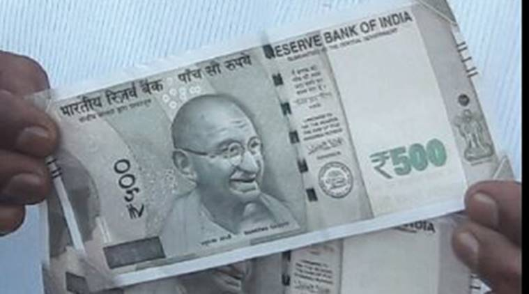Madhya Pradesh: ATM dispenses Rs 500 currency notes without serial numbers
