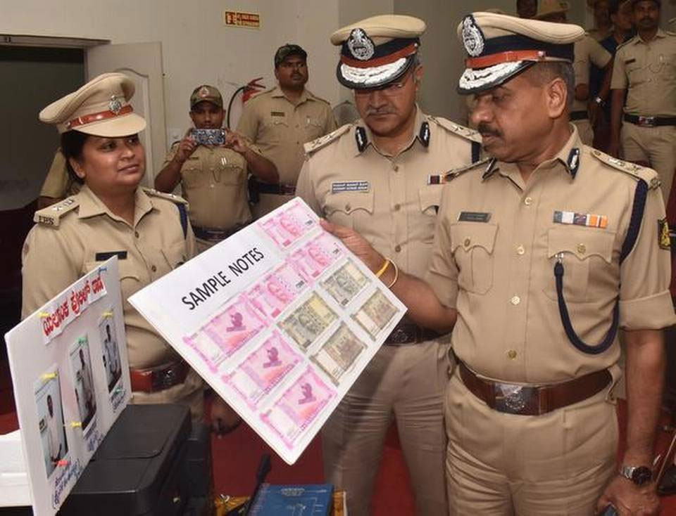 Two BMTC staff among three arrested for fake currency racket