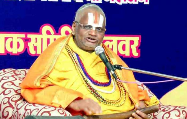 Falahari Maharaj arrested on charge of rape