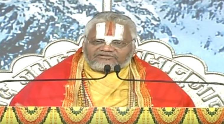 Self-styled godman Falahari Maharaj arrested on charges of rape in Rajasthan