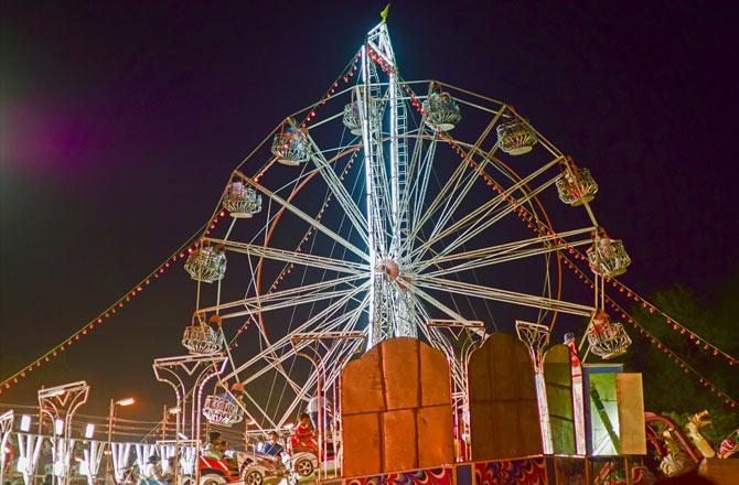 Tragic! Two Sisters Die After Falling 45 Feet Down From Ferris Wheel