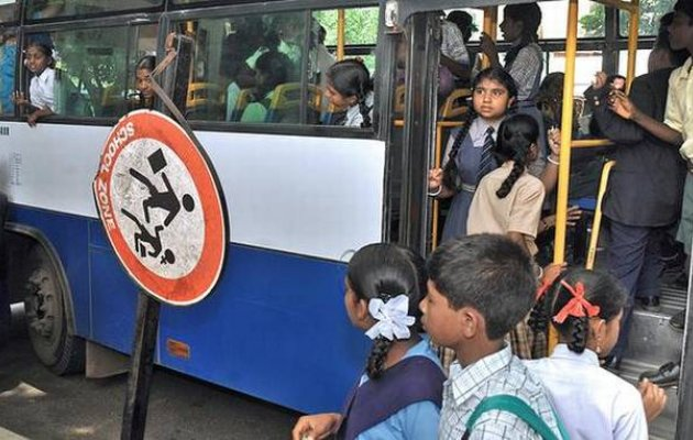 State government yet to decide on free bus pass to students