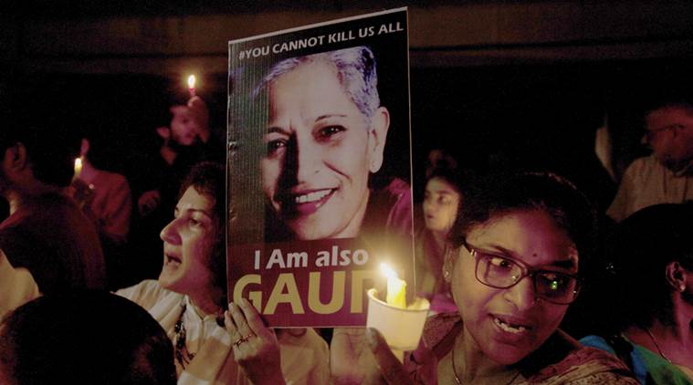 Gauri Lankesh: The view from Pakistan