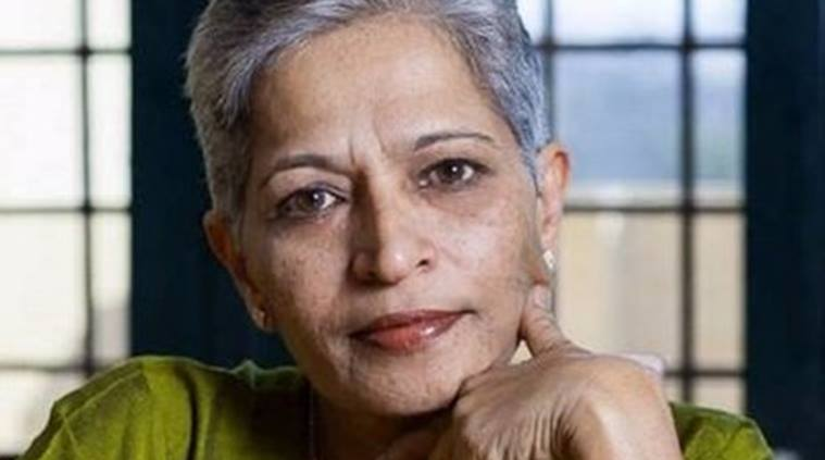 Senior Bengaluru Journalist Gauri Lankesh Shot 3 Times Outside Home