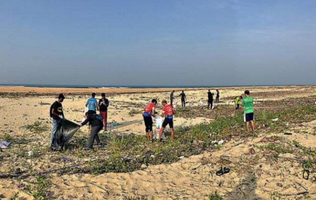 Hejmady and Mulki beaches cleaned by volunteers