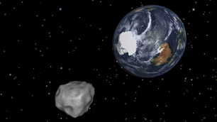 Asteroid DA14's close flyby with Earth today: How bad would an impact be?