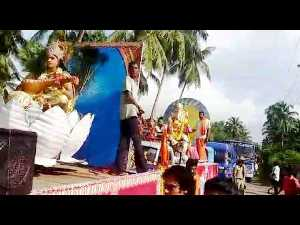 Kemmannu.com Video: Thonse Ganesh Idol Visarjan 1