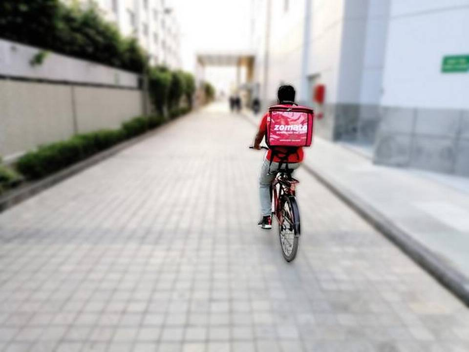 'No beef, no pork': Group of Zomato delivery persons to go on strike in Kolkata