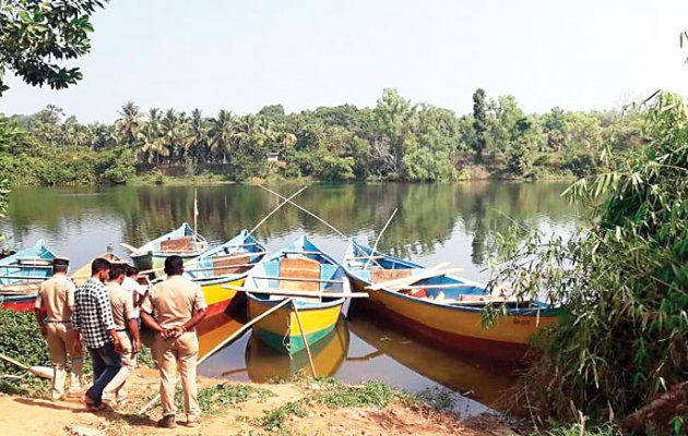 Illegal sand mining persists in Udupi district