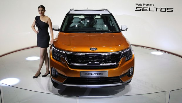Kia Motors to commence Seltos bookings from Tuesday