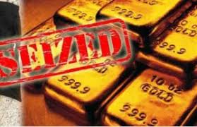 Police apprehend a team of 11 people and seizes Rs 56 lac worth gold