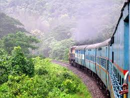 The Monsoon Timings of konkan Railway