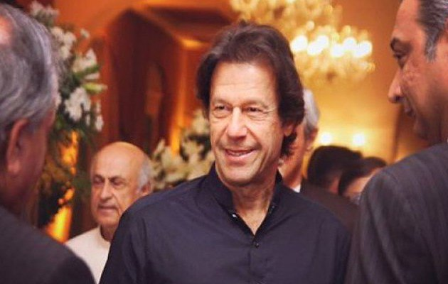 Imran Khan ties knot for third time, confirms party