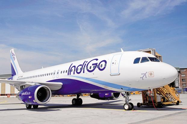 IndiGo Plane Hits Aerobridge At Jaipur Airport