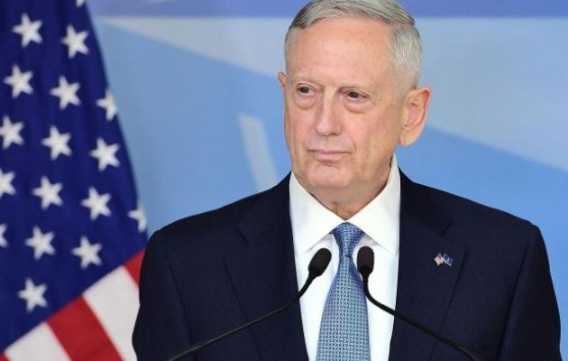 Trump ready for any steps if Pak doesn't mend its ways: Mattis