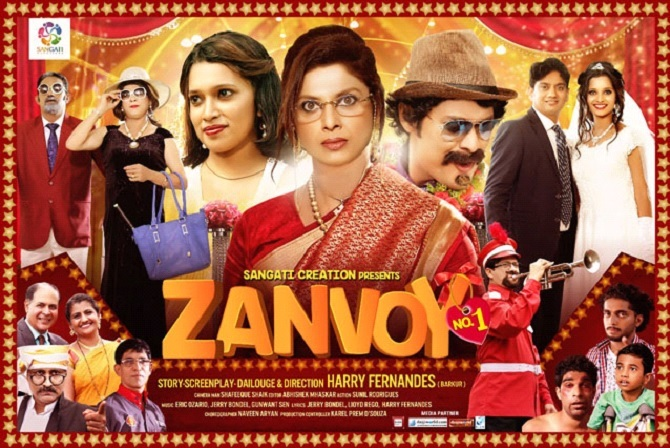 ZANVOY NO.1'  RELEASING IN DUBAI DURING SEPT 2018