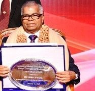 New Year Award conferred on four achievers at Manipal University Include John D'Silva