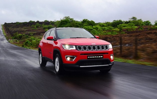 FCA India launches Jeep Compass variant at Rs 17.53 lakhFCA India launches Jeep Compass variant at Rs 17.53 lakh