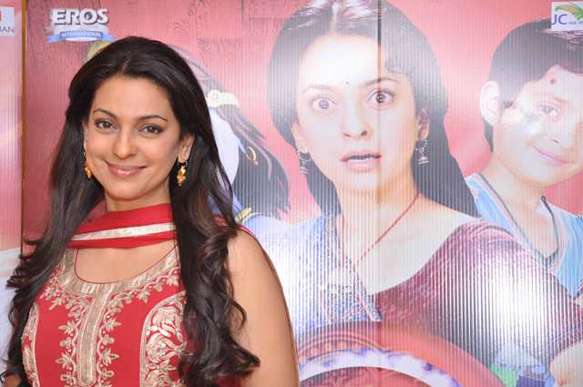 Juhi Chawla Loves to Acting in Family Oriented Movie