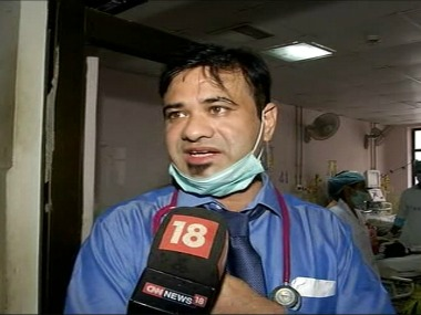 Gorakhpur Hospital Tragedy: Doctor Hailed as Hero Now Finds Himself Sacked