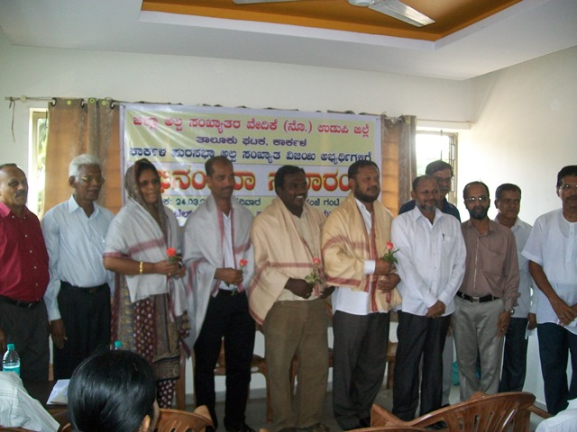Karkal: Taluk Unit of Minority Forum Felicitates Newly-Elected Reps of Town Council