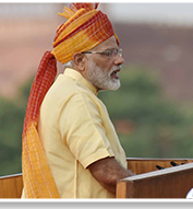 Snippets from PM's historic address to the nation on 71st Independence Day